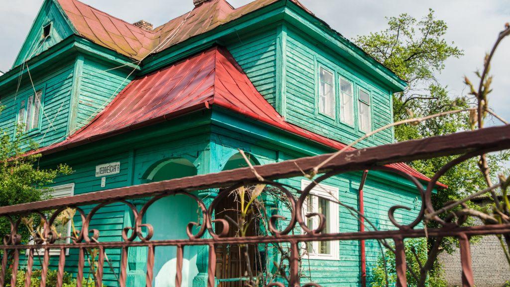 Уникальные дома Бреста