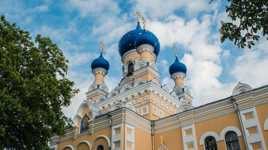 Свято-Николаевская церковь в Бресте