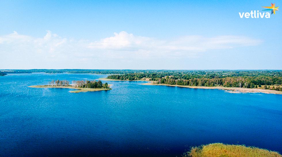 Национальный парк «Браславские озёра» в Беларуси