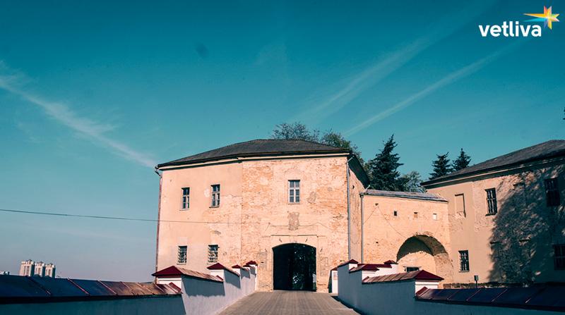 Старый замок в Белоруссии