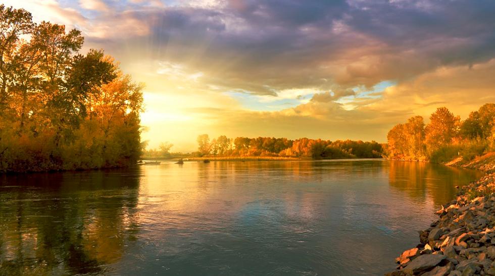 красота белорусских рек